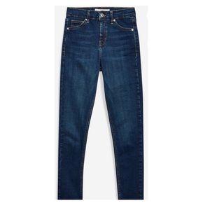 TOPSHOP indigo Jamie jeans
